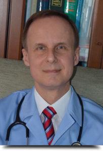 dr n.med Andrzej Wędrychowicz